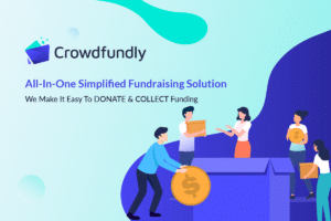 Crowdfundly email banner