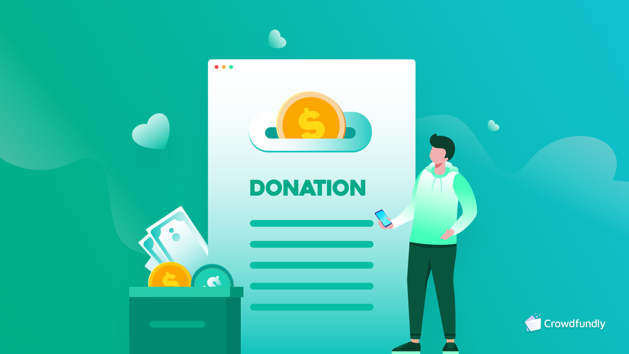 Best 5 FREE WordPress Donation Plugins To Create Fundraising Campaign 1